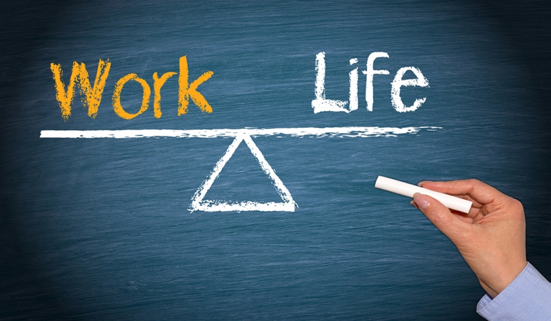 More business owners are relieving stress by stressing the importance of work-life balance.